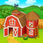 Farm Town: Happy village near small city and town 3.42 APK (MOD, Unlimited Money)