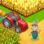 Farm Zoo: Happy Day in Animal Village and Pet City  APK (MOD, Unlimited Money) 1.40