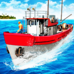 Fishing Boat Driving Simulator : Ship Games 2.8 APK (MOD, Unlimited Money)