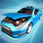 Fix My Car: Garage Wars! LITE 86.0 APK (MOD, Unlimited Money)