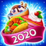 Food Pop : Food puzzle game king in 2020 1.6.0 APK (MOD, Unlimited Money)