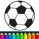 Football coloring book game  APK (MOD, Unlimited Money) 13.4.4