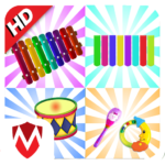 Free Kids Musical Instruments 9.5  APK (MOD, Unlimited Money)