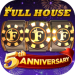 Full House Casino – Free Vegas Slots Casino Games 2.1.2 APK (MOD, Unlimited Money)