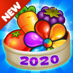 Garden Blast New 2019! Match 3 in a Row Games Free 2.1.1 APK (MOD, Unlimited Money)