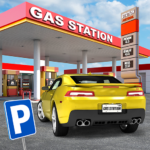 Gas Station: Car Parking Sim 2.5 APK (MOD, Unlimited Money)