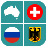 Geography Quiz – flags, maps & coats of arms  Geography Quiz – flags, maps & coats of arms   APK (MOD, Unlimited Money)