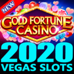 Gold Fortune Casino™ – Free Vegas Slots 5.3.0.180 APK (MOD, Unlimited Money)