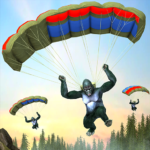 Gorilla G Unknown Simulator Battleground 🦍 1.17 APK (MOD, Unlimited Money)