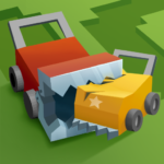 Grass mow.io – survive & become the last lawnmower 2.6 APK (MOD, Unlimited Money)
