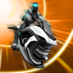 Gravity Rider: Extreme Balance Space Bike Racing 1.18.3 APK (MOD, Unlimited Money)