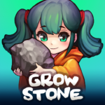 Grow Stone Online : 2d pixel RPG, MMORPG game  APK (MOD, Unlimited Money) 1.457