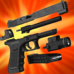 Gun Builder 3D Simulator  1.7.1 APK (MOD, Unlimited Money)