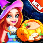 Halloween Cooking: Chef Madness Fever Games Craze 1.4.27 APK (MOD, Unlimited Money)