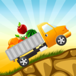 Happy Truck — cool truck express racing game 3.61.32 APK (MOD, Unlimited Money)