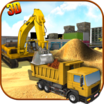 Heavy Excavator Crane Sim 1.9 APK (MOD, Unlimited Money)