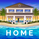 Home Design : Hawaii Life 1.2.08  APK (MOD, Unlimited Money)