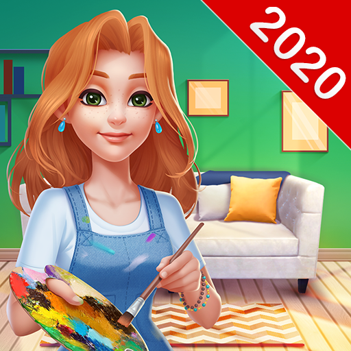 Home Paint: Color By Number & My Dream Home Design 1.2.0