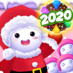 Ice Crush 2020 -A Jewels Puzzle Matching Adventure 3.6.1 APK (MOD, Unlimited Money)