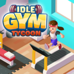Idle Fitness Gym Tycoon Workout Simulator Game  1.6.0 APK (MOD, Unlimited Money)