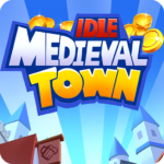 Idle Medieval Town – Tycoon, Clicker, Medieval 1.1.1 APK (MOD, Unlimited Money)