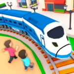 Idle Sightseeing Train – Game of Train Transport 1.1.2 APK (MOD, Unlimited Money)