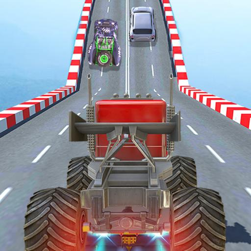 Impossible Monster Stunts: Car Driving Games  APK (MOD, Unlimited Money)