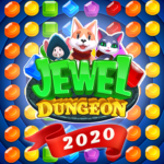 Jewel Dungeon – Match 3 Puzzle 1.0.85 APK (MOD, Unlimited Money)