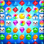 Jewel Ice Mania : Match 3 Puzzle  21.0324.09 APK (MOD, Unlimited Money)