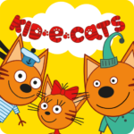 Kid-E-Cats: Three Cats on a Picnic! Kitty Games! 2.14.0 APK (MOD, Unlimited Money)