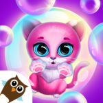 Kiki & Fifi Bubble Party – Fun with Virtual Pets 1.1.27 APK (MOD, Unlimited Money)