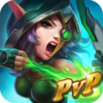 King Crushers : Brawl Arena 1.0.6344 APK (MOD, Unlimited Money)