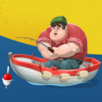 Larry: Fishing Quest – Idle Fishing Game  APK (MOD, Unlimited Money) 1.03