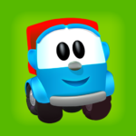 Leo the Truck and cars: Educational toys for kids 1.0.49 APK (MOD, Unlimited Money)