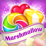Lollipop & Marshmallow Match3  21.0429.00 APK (MOD, Unlimited Money)