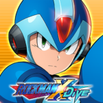 MEGA MAN X DiVE 0.1.1 APK (MOD, Unlimited Money)