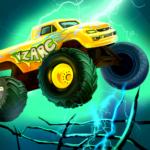 Mad Truck 2 — physics monster truck hit zombie 3.71.25 APK (MOD, Unlimited Money)