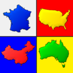Maps of All Countries in the World: Geography Quiz 3.1.0 APK (MOD, Unlimited Money)