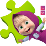 Masha and The Bear Puzzle Game 2.2 APK (MOD, Unlimited Money)
