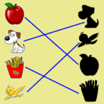 Match The Picture Shadow, kids matching game APK (MOD, Unlimited Money) 2.1