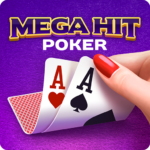 Mega Hit Poker Texas Holdem  3.11.2 APK (MOD, Unlimited Money)