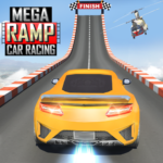 Mega Ramp Car Stunts Racing : Impossible Tracks 3D 2.3.2 APK (MOD, Unlimited Money)