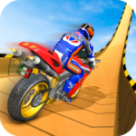 Mega Ramp Moto Bike Stunts: Bike Racing Games 2.3.12 APK (MOD, Unlimited Money)