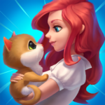Meow Match: Cats Matching 3 Puzzle & Ball Blast 1.2.1 APK (MOD, Unlimited Money)