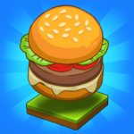 Merge Burger 2.0.11 APK (MOD, Unlimited Money)