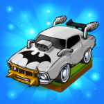 Merge Muscle Car: Classic American Muscle Merger 1.0.94 APK (MOD, Unlimited Money)