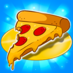 Merge Pizza: Best Yummy Pizza Merger game  APK (MOD, Unlimited Money) 1.0.88