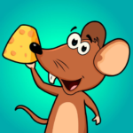 Mikey Spy Mouse Trap: Cheese and Mouse Maze Games 1.2.4 APK (MOD, Unlimited Money)