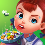 🧹🧽Mom's Sweet Helper – House Spring Cleaning 2.9.5038 APK (MOD, Unlimited Money)