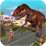 Monster Dinosaur Simulator: City Rampage  APK (MOD, Unlimited Money) 1.11